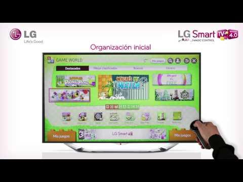 Tutorial LG Smart TV 4.0: Personalización de tu Smart TV