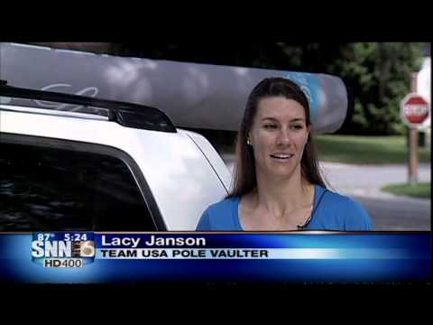 SNN:  Lacy Janson Leaves for London