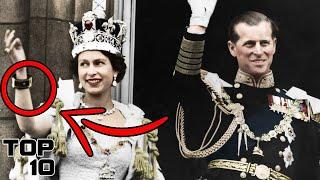Top 10 Rules Queen Elizabeth HAS To Follow