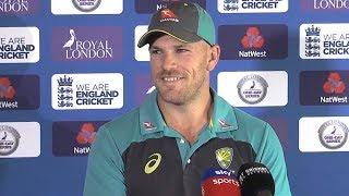 England v Australia - Aaron Finch Speaks Ahead Of Third ODI - Cricket