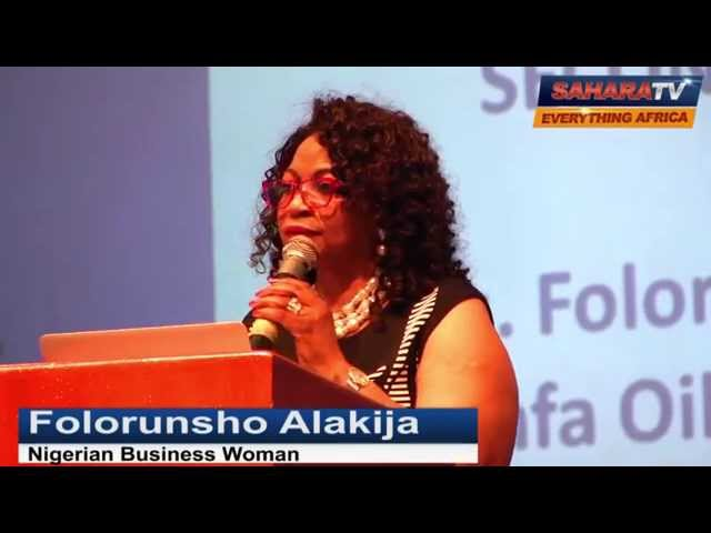 I Never Went to A University - Africa's Richest Woman, Folorunsho Alakija Makes Boast