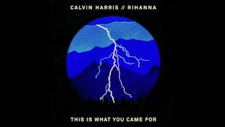 Calvin Harris ft. Rihanna- This is what you came for-(CM Remix)