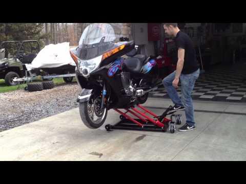 Pitbull Motorcycle Jack