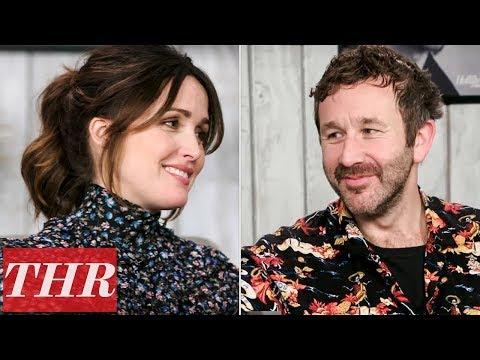 Rose Byrne & Chris O'Dowd Of 'Juliet, Naked' Share Secrets Of Each Other | Sundance 2018