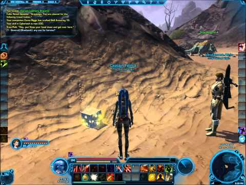 SWTOR Datacron Locations Ord Mantell Republic