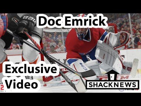 NHL 15 Doc Emrick Interview