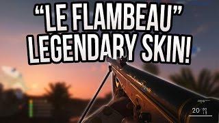 New Chauchat Legendary Skin: