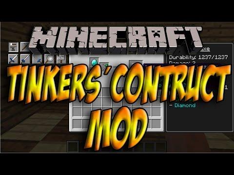 Minecraft 1.7.10 - Como Instalar TINKERS´ CONSTRUCT MOD 1/3 - ESPAÑOL [HD] 1080p Spotlight
