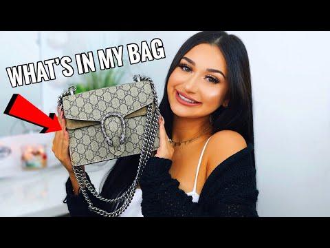 Download WHAT'S IN MY BAG? | Gucci Dionysus Mp4 baru