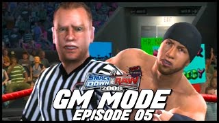 SvR 2008 | GM Mode - 'BACKLASH PPV!' | #05