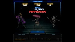 Defeat Mandarin with a Score over 83000 MAA