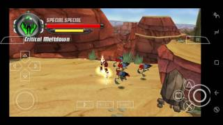 Ben 10 Protector of Earth Gameplay Part 1