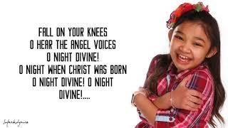 Angelica Hale O Holy Night