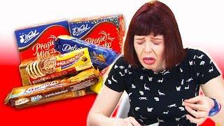 Irish People Taste Test More Polish Snacks