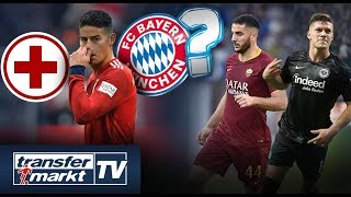 Bayerns Verletztenliste immer länger! Manolas & Jovic im Fokus? | TRANSFERMARKT