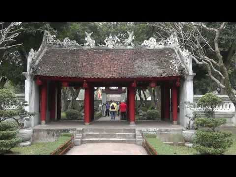 Hanoi, Vietnam - On Tour with Siam Sun -