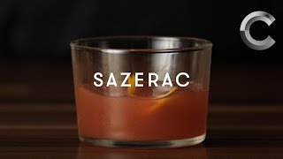 How to Make a Weed Sazerac