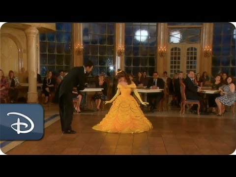 Dancing With the Stars  Pros Take the Floor in New Fantasyland | Walt Disney World | Disney Parks