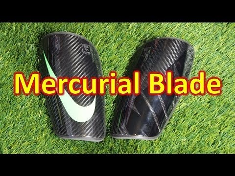 Nike Mercurial Blade Carbon Fiber Shin Guards - Review