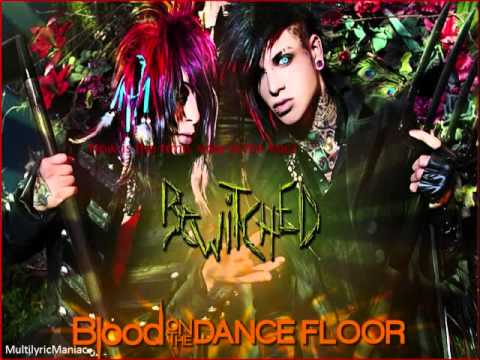 Blood On The Dance Floor - Bewitched video
