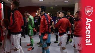 Arsenal v Manchester United | TunnelVision