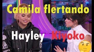 Camila FLERTANDO a Hayley kiyoko? | Analise da entrevista da Camila na Mtv