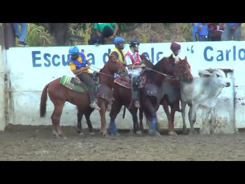 Toros Coleados - Gustavo Hernández, José García, Victor Caldera y Manuel Perdomo Primera Salida