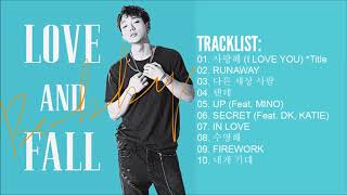 [Full Album] BOBBY - LOVE AND FALL (FIRST SOLO ALBUM)