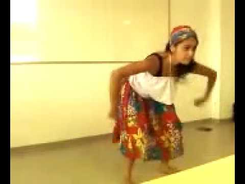 LTT- Dança Afro- Vanessa Kelly
