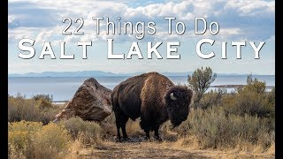 22 Things To Do In Salt Lake City Utah