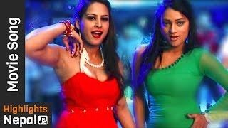 Tequila Shot - New Nepali Movie SAMARPAN Party Song | Tanka, Raja Rajendra, Prajita, Sumina