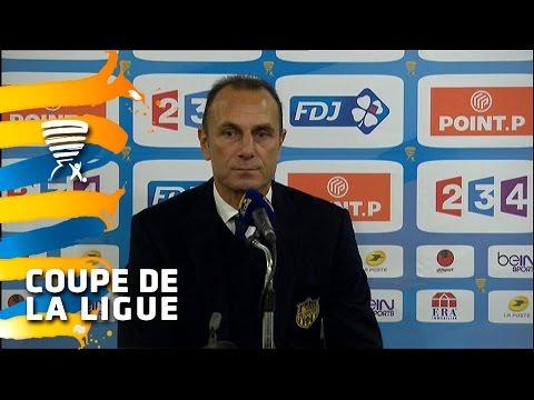 Conférence de presse FC Nantes - FC Metz (4-2 a. p.) - 2014/2015