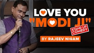 LOVE YOU MODI JI | 2019 A POLITICAL LOVE STORY BY RAJEEV NIGAM