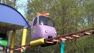 Playground Fun and Kids Rides at Canada's Wonderland Sonic The Hedgehog