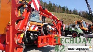 Unimog TechDay Arber 2018   Teil 2: Unimog U218 bis U529 u. v. m.   #Beutlhauser