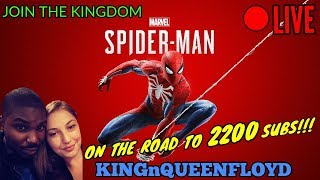 [ LIVE ] SPIDER-MAN KING EP 6 PRO PLAYER PS4 GAMEPLAY