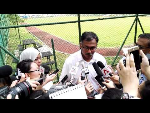 Bukit Batok by-election: Murali is officially on the campaign trail