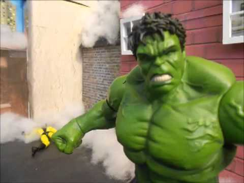 Hulk Vs Avengers Trailer