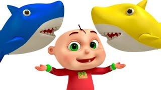 Color Song With Shark Doo Doo | Nursery Rhymes & Kids Songs | Baby Shark Song | Learning Songs