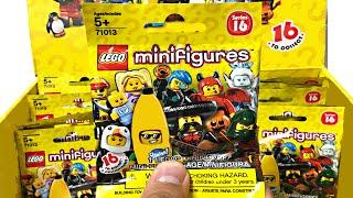 download lagu Lego Minifigures Series 16 - 16 Pack Opening gratis