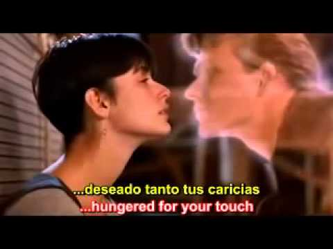 Unchained Melody Ghost Righteous Brothers Lyrics English Subtitulos Español