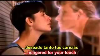 Unchained Melody Ghost Righteous Brothers English Subtitulos Español