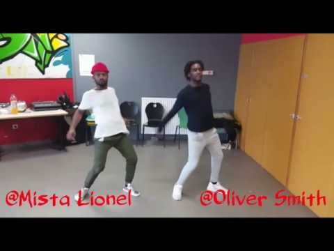 D'cantwo Junior - Melodia Louca - Lionel Afrobeatz & Oli Smith