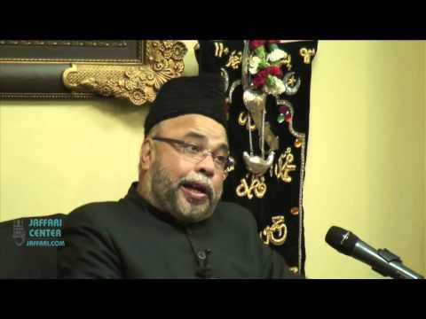 3rd Muharram 2015/1437 Maulana Sadiq Hasan Urdu Majlis