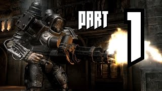 ► Wolfenstein : The Old Blood   #1   RoboFrickové!   CZ Lets Play / Gameplay [1080p] [PC]