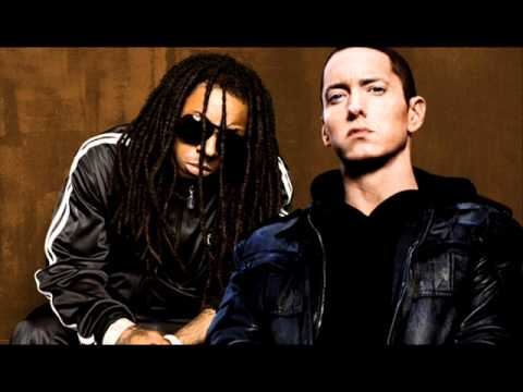 Eminem Ft Lil Wayne Drop The World Instrumental With Hook video