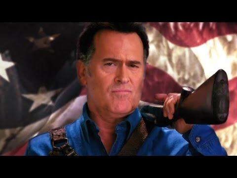 Ash VS Evil Dead Saison 2 - Ash4President [VO]