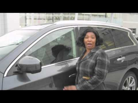 Woodchester Infiniti: This Is My 2013 Infiniti JX35 for Lawrencia