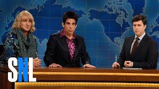 Derek Zoolander & Hansel (Weekend Update) - SNL