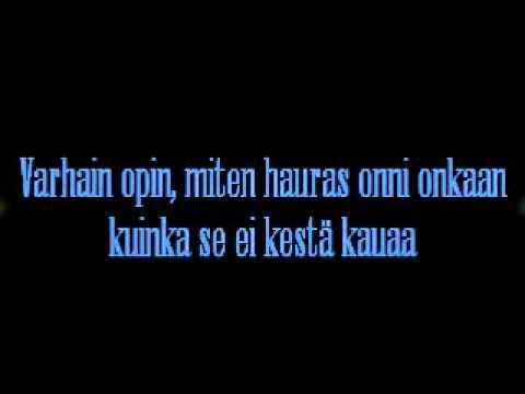 PMMP - Lautturi + Lyrics